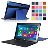 MoKo Slim-fit Type / Touch Keyboard Cover Companion Sleeve Case for Microsoft Surface Pro 10.6
