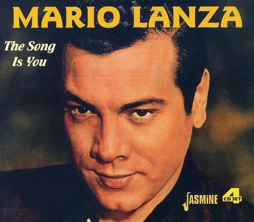 Mario Lanza - The Song Is You [original Recordings Remastered] 4cd Set - Zortam Music