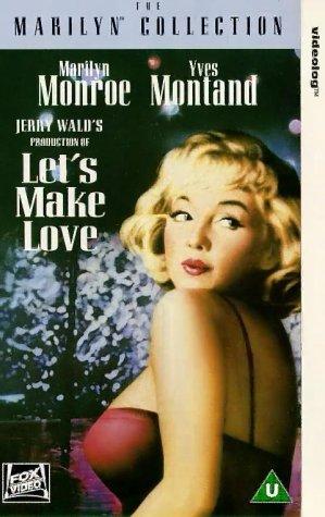 Let's Make Love [VHS] [UK Import]