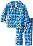 Mickey Mouse Baby-Boys Infant Coat Pajama Set