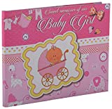 Reliable Greeting Cards Baby Record Paper Photo Book (23.5 cm x 29.7 cm)