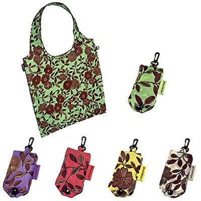 Reisenthel Reusable Eden Shopper/Grocery Tote &amp; Pouch 