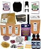 KKamp Continuous Brew Kombucha DELUXE PACKAGE - Black w/ Stand + Year Round Heater