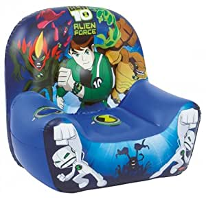 Ben 10 Alien Force Inflatable Chair Toys