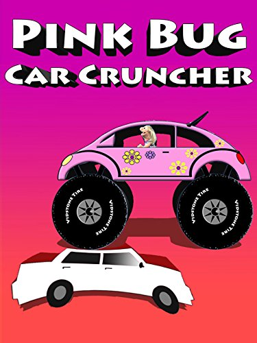 Pink Bug Car Crusher