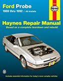 Ford Probe, 1989-1992 (Haynes Manuals)