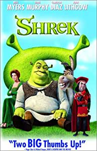 Shrek (Two-Disc Widescreen & Full Screen Edition) (Bilingual) [Import]