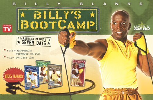 Billy Blanks:Billy's Boot Camp [DVD] [Region 1] [US Import] [NTSC]