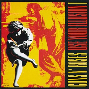 Original album cover of Use Your Illusion 1 by Guns N Roses