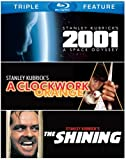 Stanley Kubrick Triple Feature (200