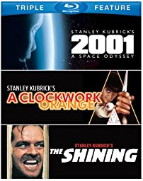 Stanley Kubrick Triple Feature (2001: A Space Odyssey / A Clockwork Orange / The Shining) [Blu-ray]