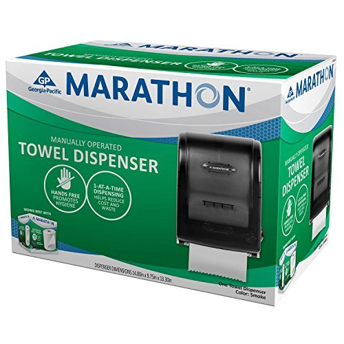 marathon-manually-operated-roll-paper-towel-dispenser-8in-translucent-black-by-sams-club