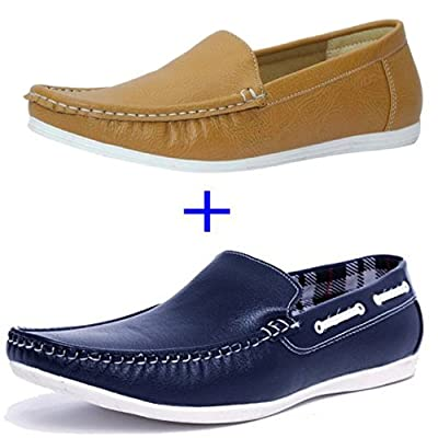 T-Rock Combo Pack of 2 Casual Shoes for men's