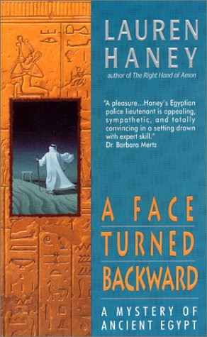 A Face Turned Backward, LAUREN HANEY