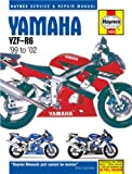 Phil Mather Yamaha YZF-R6 Service and Repair Manual: 1998 to 2001 (Haynes Service and Repair Manuals)