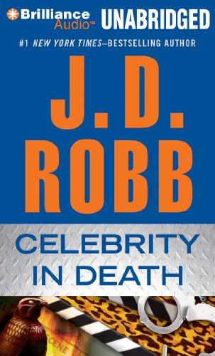 Celebrity in Death (In Death Series) Audiobook