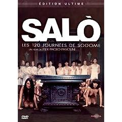 Salo ou les 120 jours de Sodome - Pier Paolo Pasolini