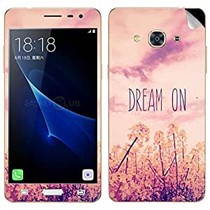 Theskinmantra Dream ON Samsung Galaxy J3 Pro SKIN/DECAL (NOT A BACK COVER)