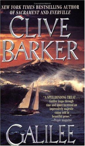 Galilee, CLIVE BARKER