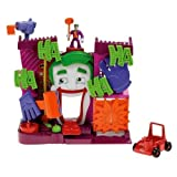 Fisher-Price Imaginext DC Super Friends The Joker's Fun House [Toy]