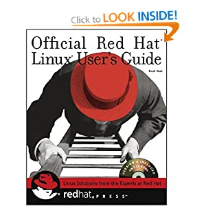 Official Red Hat Linux User's Guide Inc. Red Hat