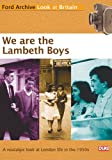 echange, troc We Are the Lambeth Boys [Import anglais]