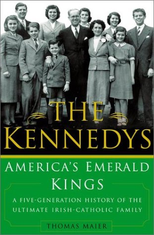 Image for The Kennedys: America's Emerald Kings