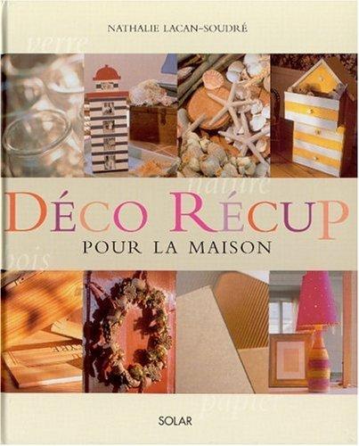livre d co r cup pour la maison. Black Bedroom Furniture Sets. Home Design Ideas