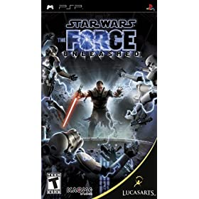 Star Wars Force Unleashed USA PSP H33T 1981CamaroZ28 preview 0