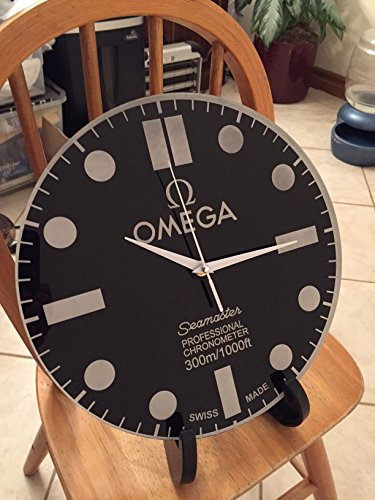 Omega Seamaster Dial Face Wall Clock (Rolex Classic compare prices)