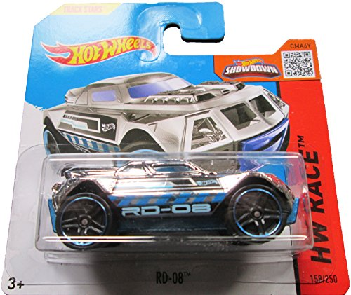 Hot Wheels - 2015 HW Race 158/250 - RD-08 on Short Card - 1