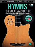 img - for Hymns for Solo Jazz Guitar: Hal Leonard Solo Guitar Library book / textbook / text book