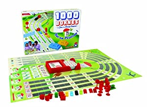 Mille Bornes Board Game