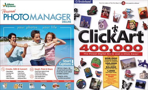 Personal Photo Manager Deluxe