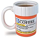 Big Mouth Toys The Prescription Coffee Mug