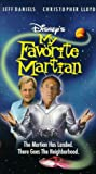 My Favorite Martian [VHS]