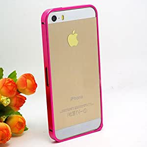 Ultra Thin Metal Frame Bumper Case For Iphone 5 /5S