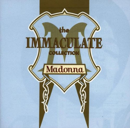 Madonna - The Immaculate Collection (Jap - Zortam Music