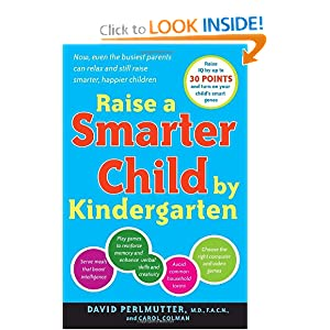 Download ebook Raise a Smarter Child by Kindergarten: Raise IQ by up to 30 points and turn on your child's smart genes