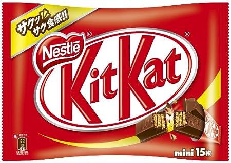 ネスレ日本 キットカットミニ 15枚