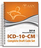 img - for ICD-10-CM Complete Code Set 2016 book / textbook / text book