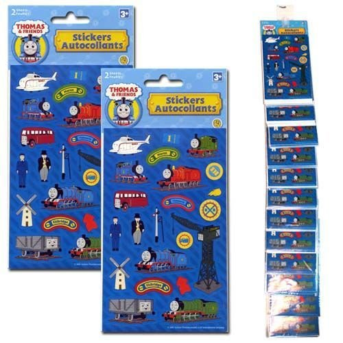 Thomas the Tank Engine Scrapbook Stickers (PTHOM14) - 1
