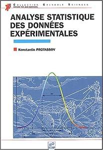 Analyse statistique des donnees experimentales K. Protassov