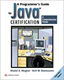 img - for A Programmer's Guide to Java (tm) Certification book / textbook / text book