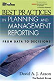 img - for Best Practices in Planning and Management Reporting: From Data to Decisions book / textbook / text book