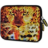 Amzer 7.75 Inch Neoprene Sleeve - Big Cat For HTC Flyer, Google Nexus 7 2013 Model