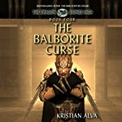 The Balborite Curse: Dragon Stones Saga, Book 4 | Kristian Alva