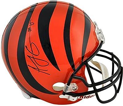 A.J. Green Cincinnati Bengals Autographed Riddell Replica Helmet - Fanatics Authentic Certified - Autographed NFL Helmets