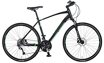 Claud Butler Explorer 300, Hybrid Bike - 27 Speed (2016)