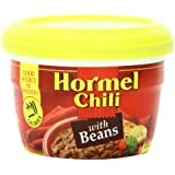Hormel Micro Cup Chili with Beans, 7.38-Ounce (Pack of 12)